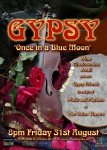 mme arcati gypsy at the union a4 poster v03
